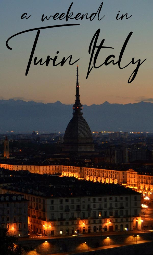 The complete guide to a weekend getaway in Turin, Italy. Featuring the best tourist attractions in Turin, the National Museum of Cinema. the Egyptian Museum, Turin's best pizzerias and more! Don't miss the authentic Italian city on your next trip to Italy!
