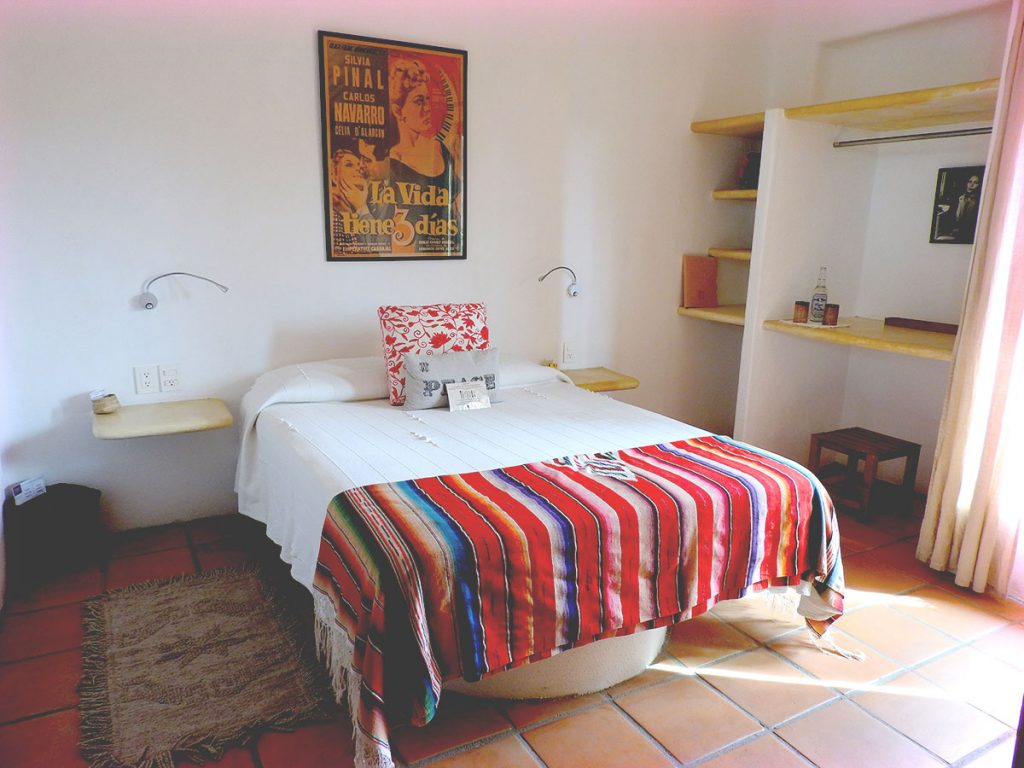 Double Room at Hotel Cielo Rojo, San Pancho, Mexico
