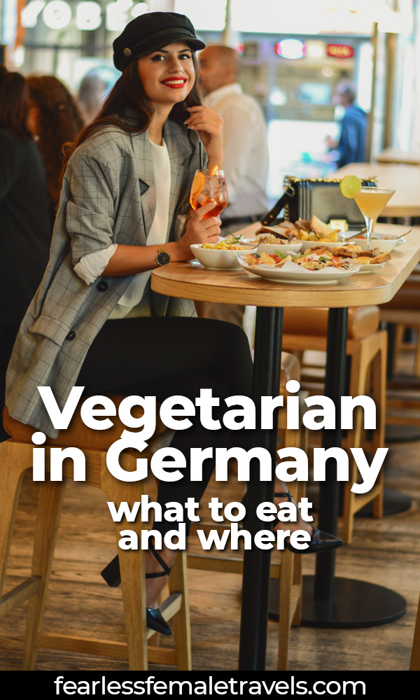 Vegetarian German Food - The best vegetarian and vegan dishes to try in Germany, and where to find them in cities like Berlin, Frankfurt and Cologne!