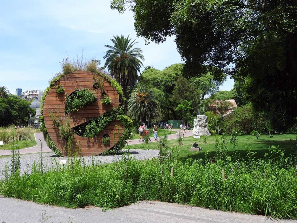 EcoPark in Buenos Aires (Palermo)