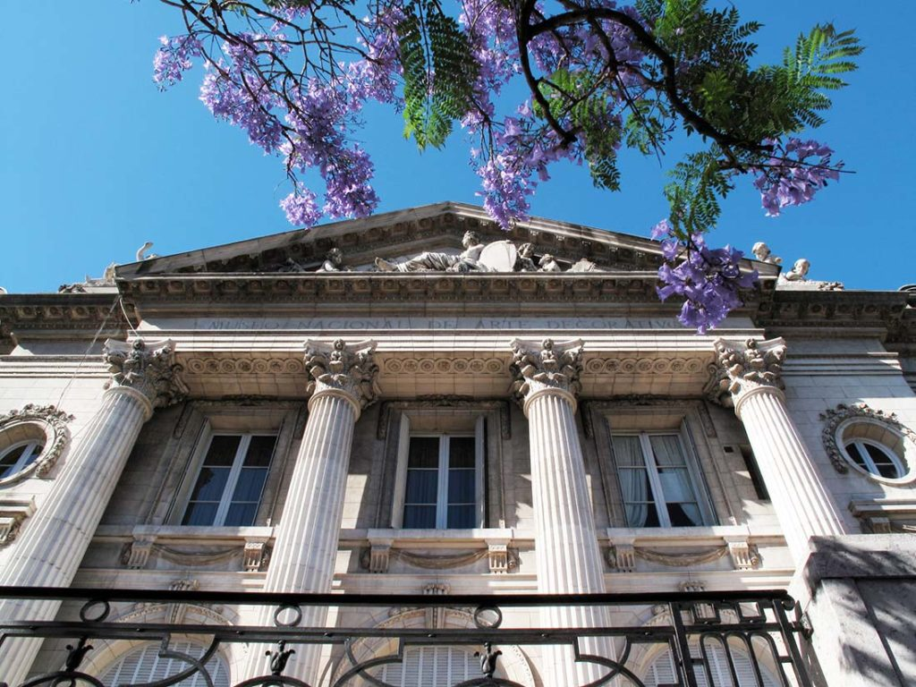 Museum of Decorative Arts, Palermo, Buenos Aires