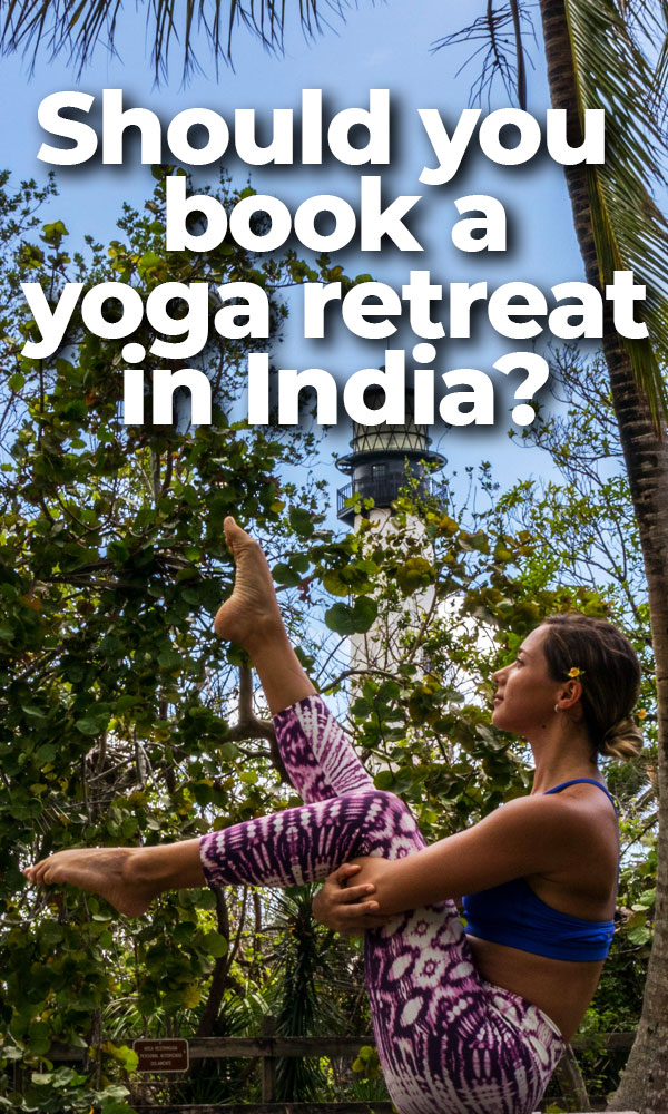 Should you book a yoga retreat in India? This guide to yoga retreats in Goa, India, will help you decide if a yoga retreat or yoga class in Goa, India is the right holiday for you.