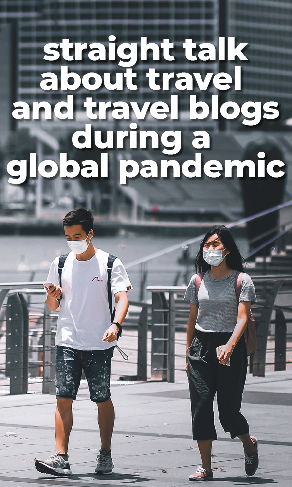 Somebody's got to say it: Some travelers and travel bloggers are not making ethical choices. Here's are five harsh truths about traveling today.