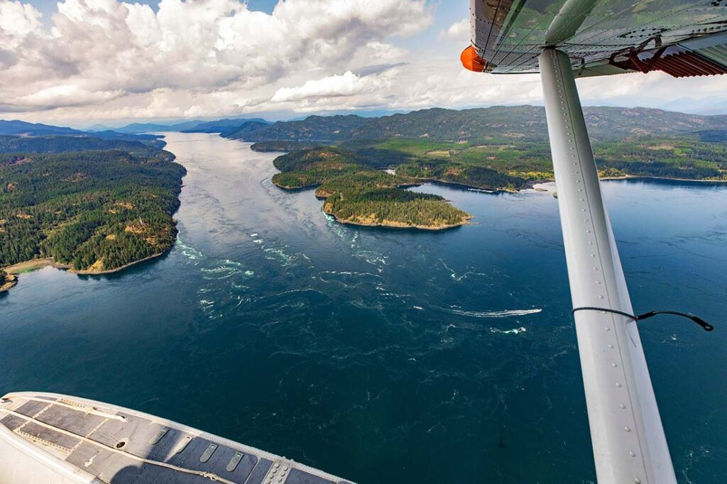 Queen Charlotte Islands British Columbia Canada