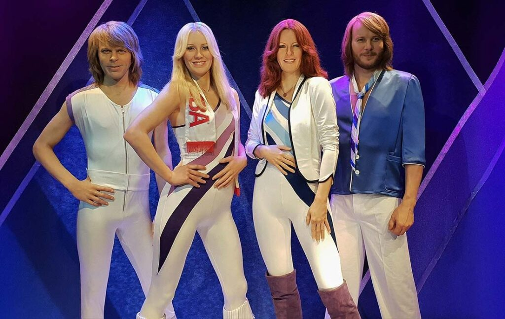 The ABBA Museum in Stockholm