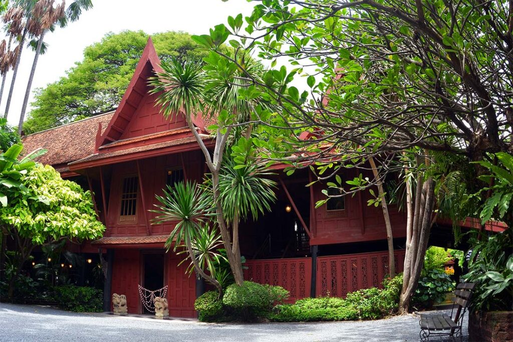 Alternative Destination to Graceland - Jim Thompson House Museum in Bangkok Thailand