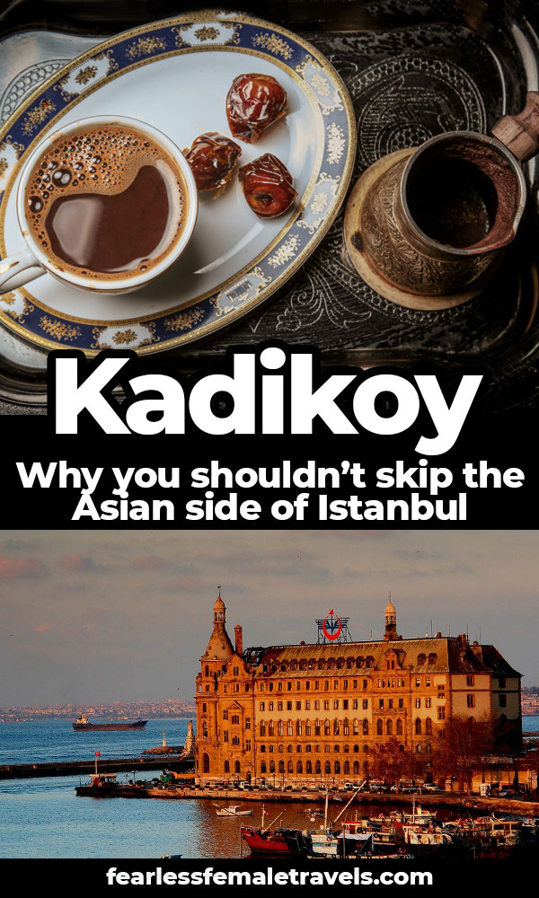 Kadikoy and Moda are two of the best districts in Istanbul. Check out the Asian side of the city to experience Turkish cuisine, quirky museums, beautiful outdoor walking trails and Istanbul's iconic architecture.