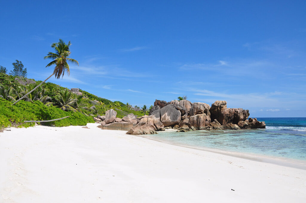 Stock Photo of the Seychelles