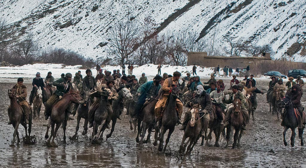 2021 Travel Horoscope for Aries - Try an exotic new sport like buzkashi!