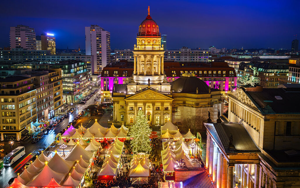 Things to Do in Berlin in Winter - Visit a Berlin Christmas Market