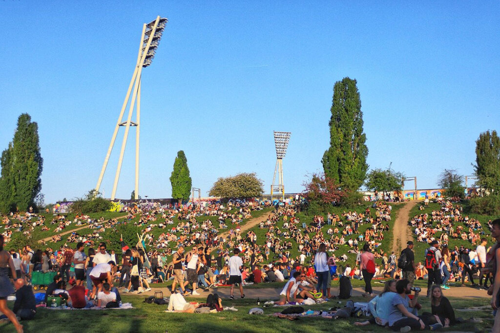 Things to Do in Berlin: Sunday at Mauerpark