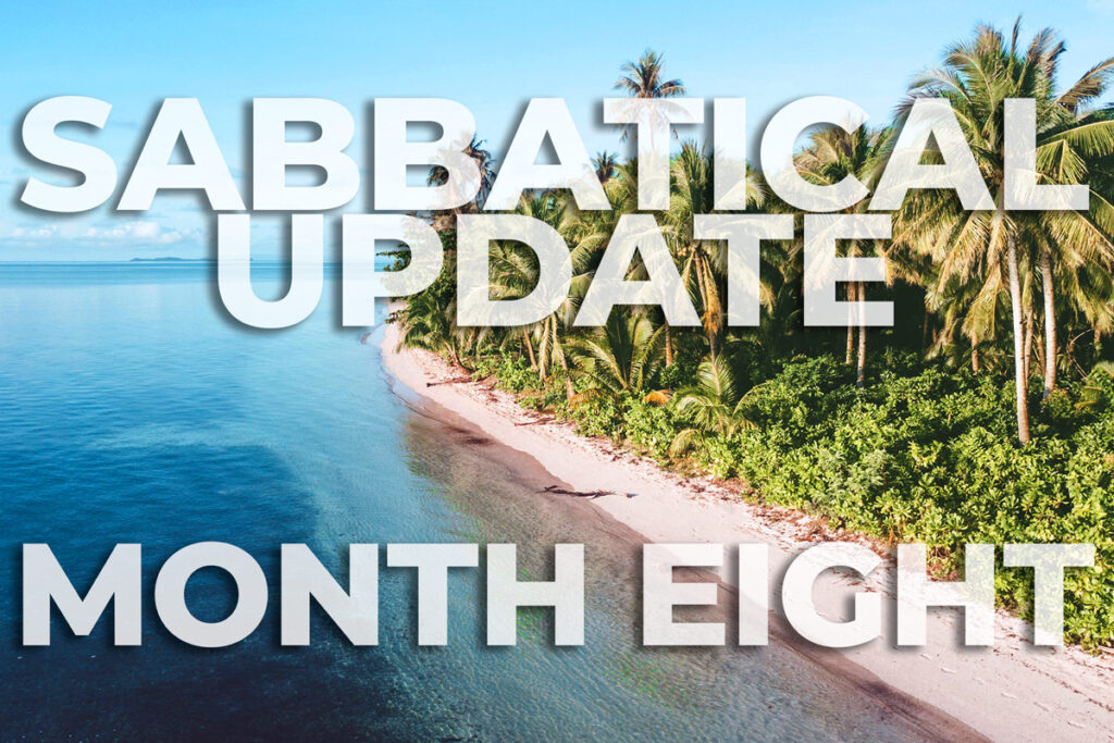 Sabbatical Update Month 8 - Colombia