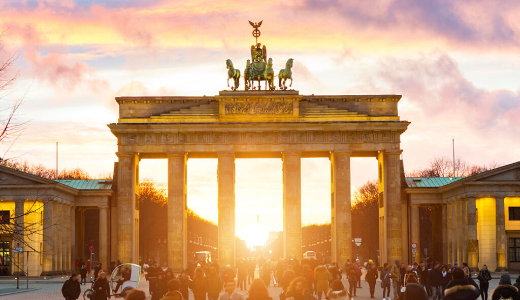 The Brandenburg Gate - Things to Do in Berlin, Germany