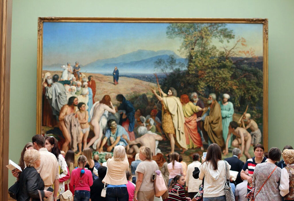 Things to Do in Moscow - State Tretyakov Gallery