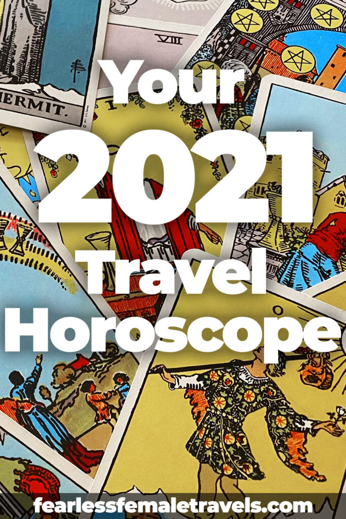 Your 2021 travel horoscope explains what to expect in the year ahead if you love to travel. A travel horoscope for every star sign on the zodiac in 2021!