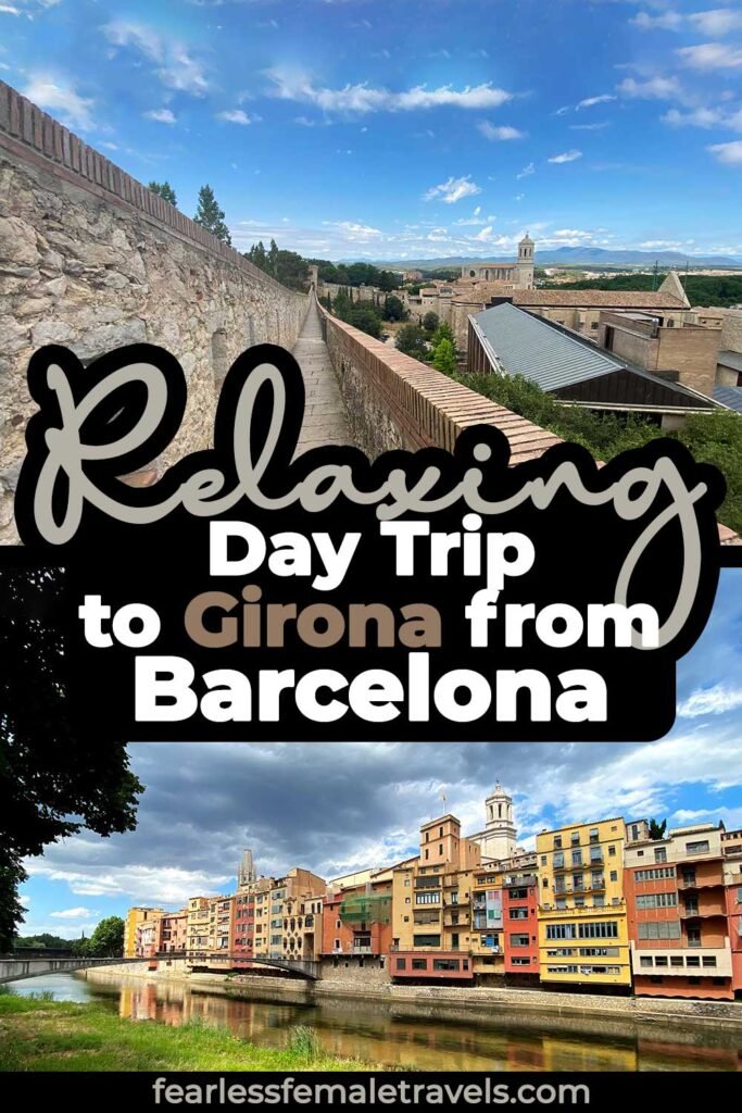 Escape the big city by taking a day trip from Barcelona to Girona. This historical town near Spain's Costa Brava has medieval walls, an ancient town center, beautiful bridges and five-star cuisine.