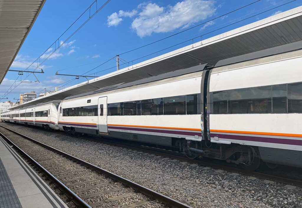 Take the train for a day trip from Barcelona to Girona