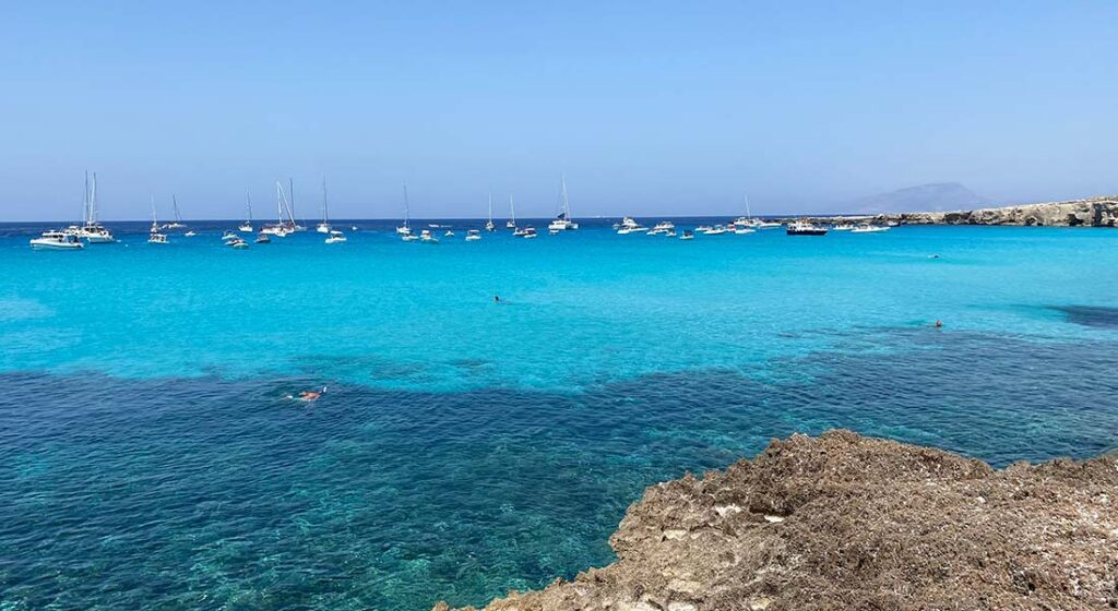 Sicily Itinerary Without a Car   Favignana Island Day Trip from Trapani