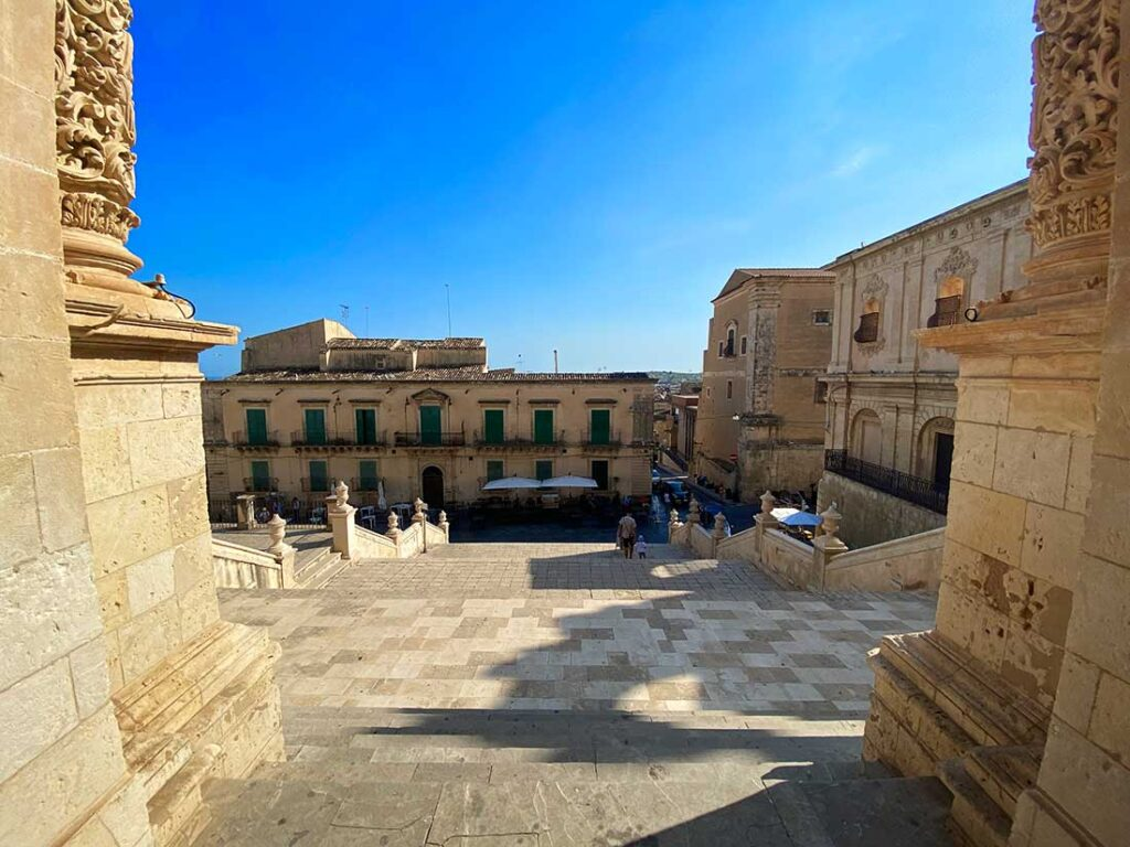 Day Trip from Ortigia to Noto By Bus or Train   Sicily Itinerary