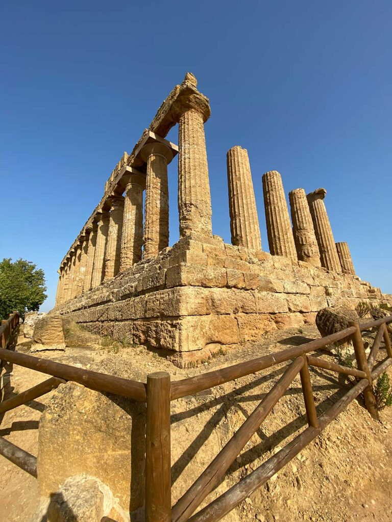Valley of the Temples & Agrigento   Sicily Itinerary