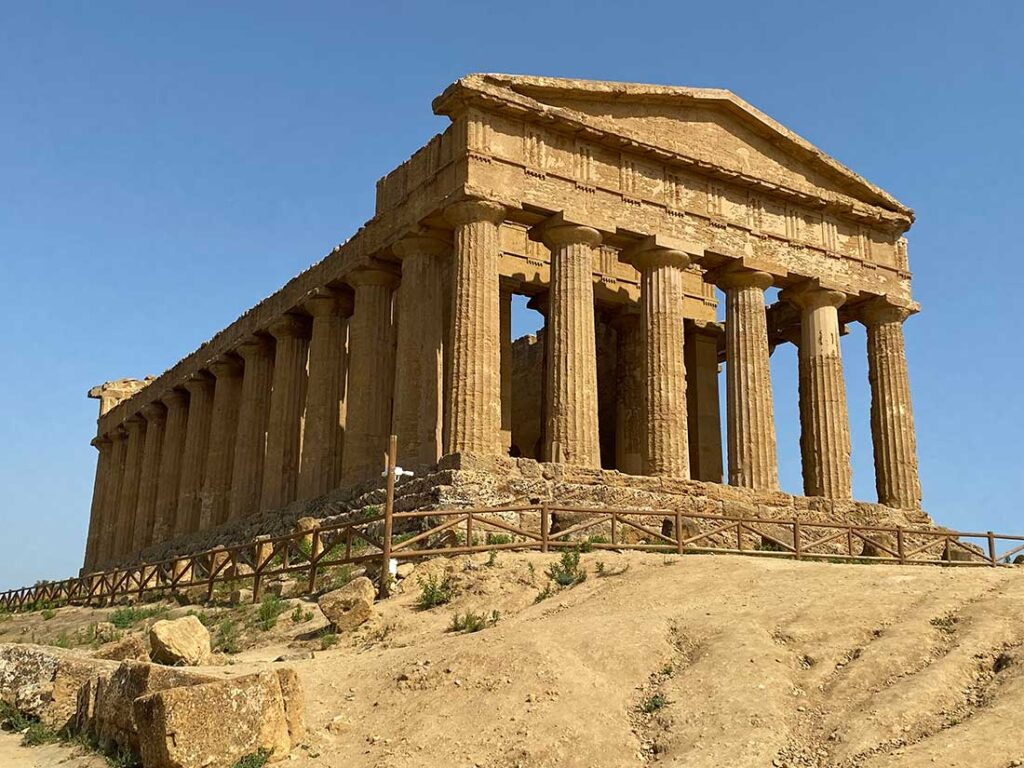 Sicily Itinerary   Valley of the Temples in Agrigento