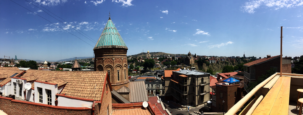 Tbilisi City Guide | Envoy Hostel