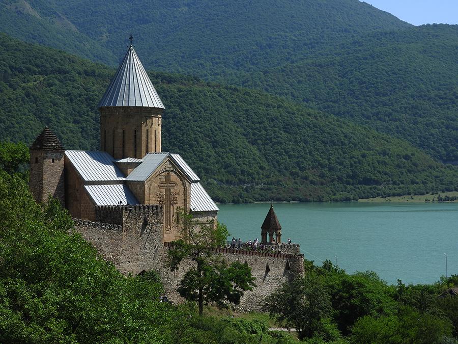 Tbilisi Day Trip - Ananuri Fortress Complex
