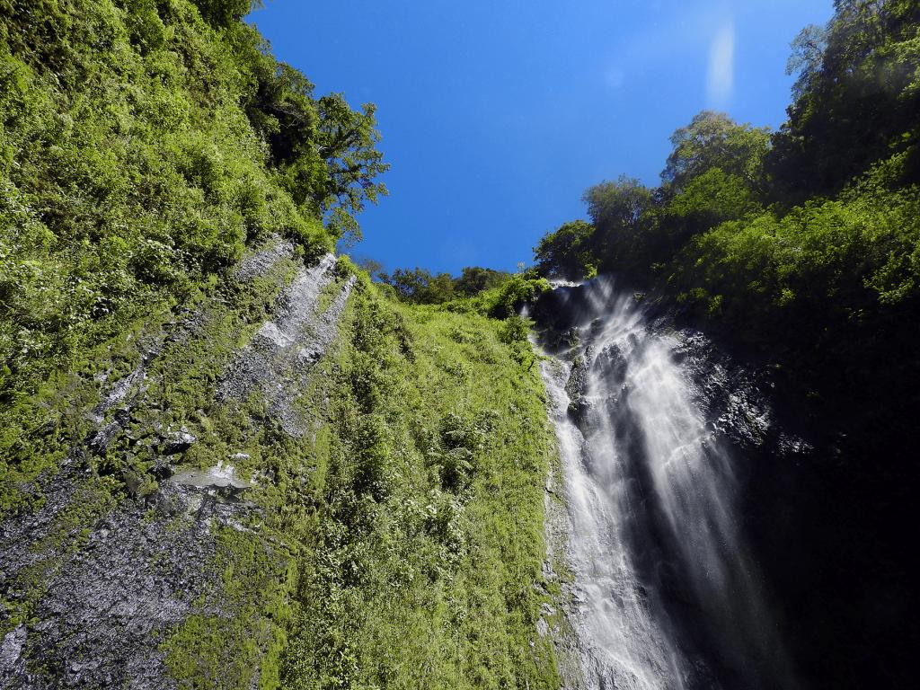 San Ramon Waterfall Ometepe Island Nicaragua