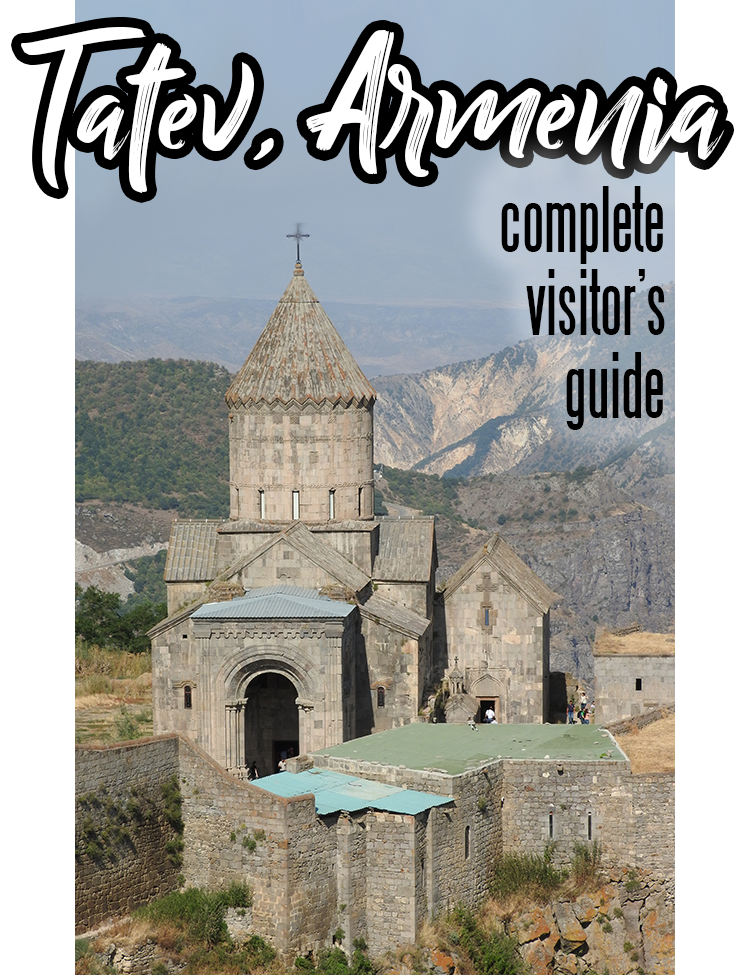 Guide to Visiting Tatev, Armenia