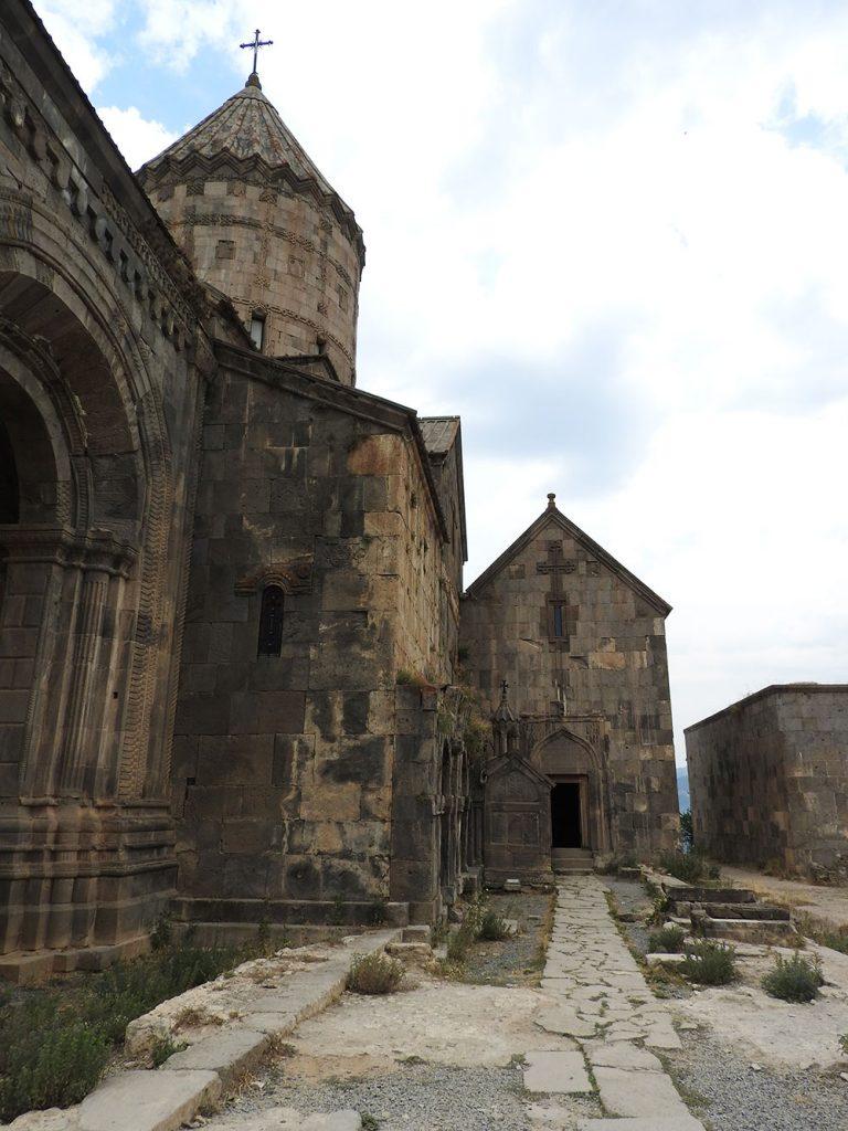 Inside Tatev Monastery Armenia
