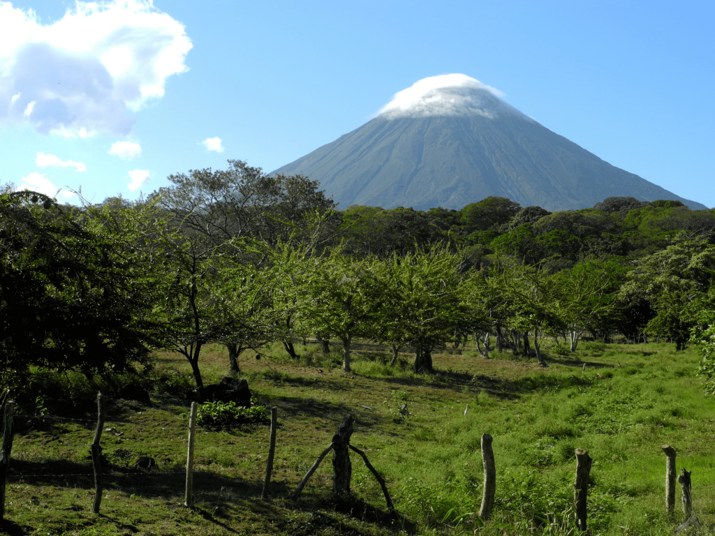 Volcan Concepcion Ometepe Nicaragua