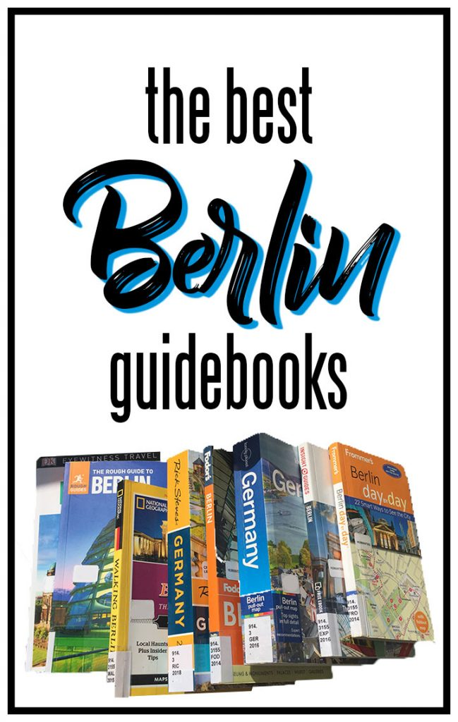 The Best Berlin Travel Guide Books