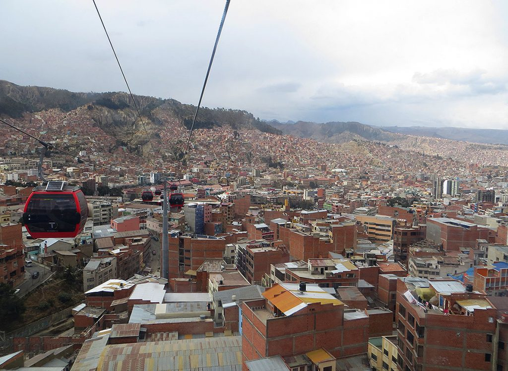Cheap City Breaks in La Paz