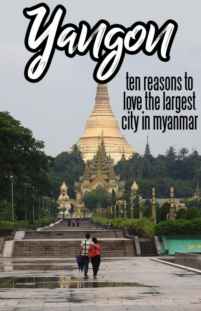 Travel Yangon Myanmar Guide Top 10