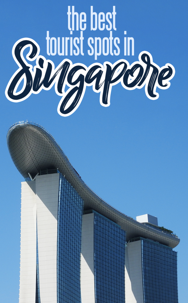 Bloggers' Favorite Singapore Tourist Spots | A comprehensive guide to the coolest free, inexpensive and splurge-worthy tourist attractions in Singapore. Includes the Marina Bay Sands, Little India and the Botanic Gardens.