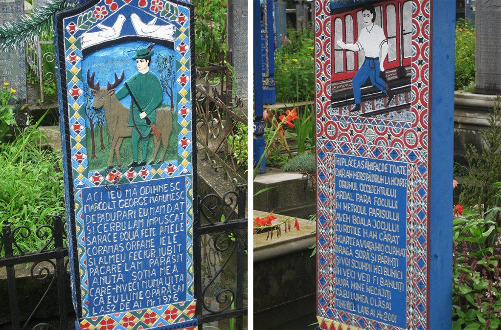 Merry Cemetery Romania