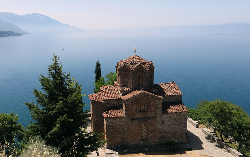 The Most Beautiful Places in Europe - Lake Ohrid, Macedonia