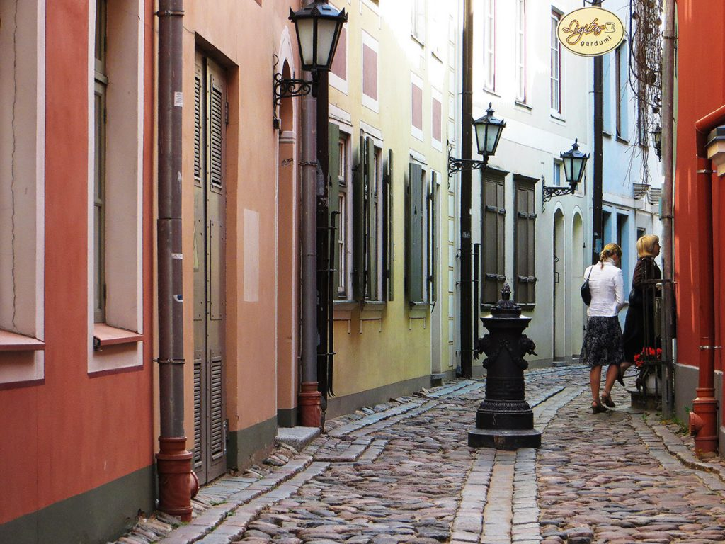 Riga, Latvia - The Most Beautiful City in the Baltics