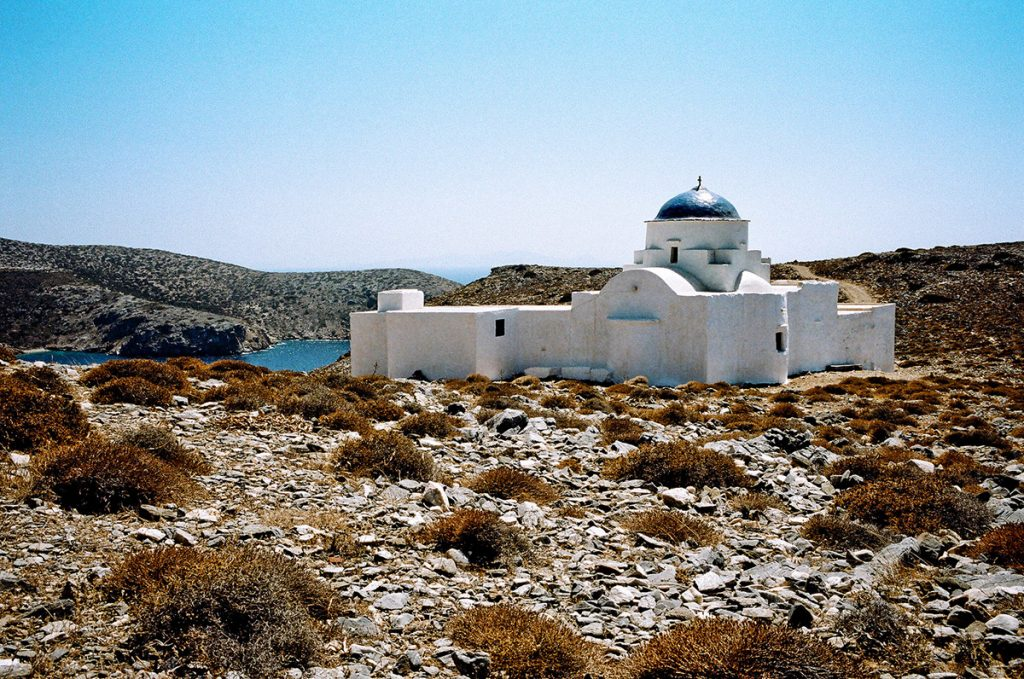 Sifnos, Greece is one of the Most Beautiful Places in Europe