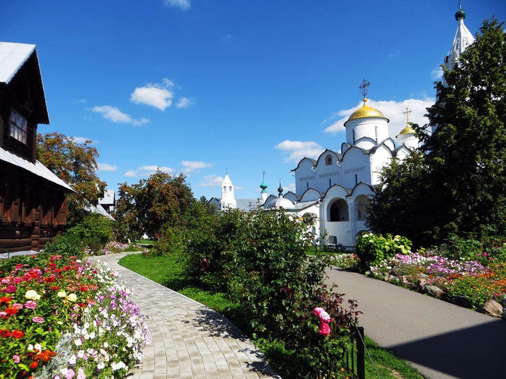 The Most Beautiful Places in Europe - Suzdal, Russia