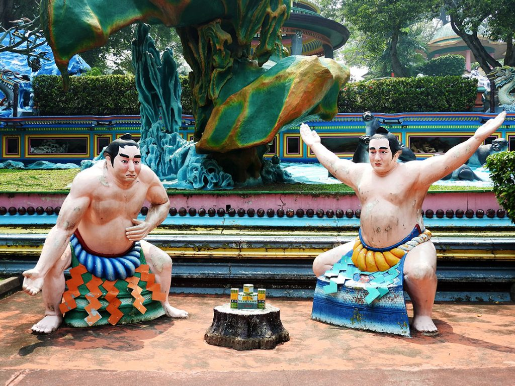 Best Tourist Spots in Singapore - Haw Par Villa