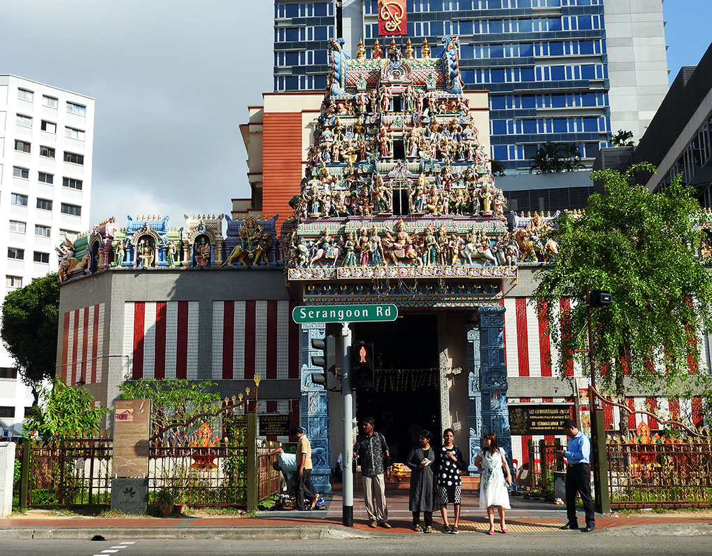 Favorite Singapore Tourist Spots - Little India