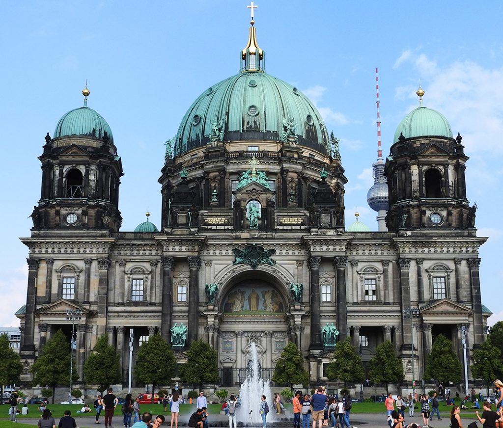 My Summer 2018 Travel Itinerary - Berlin