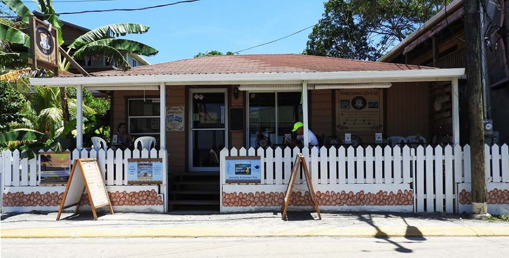 West End Roatan - Chestnut Gourmet Coffee Roasters