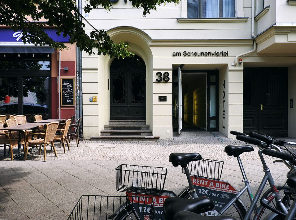 Cheap Hotels in Berlin - Hotel 38 in Berlin Mitte
