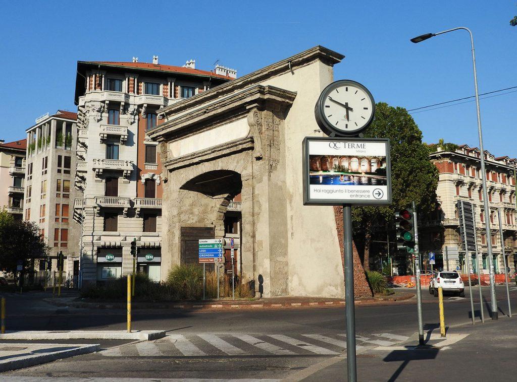 Porta Romana Milan