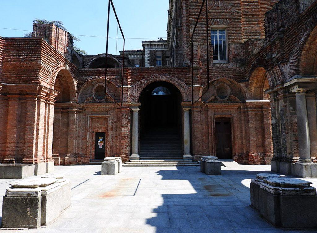 Rivoli, Italy - Castello di Rivoli Palace