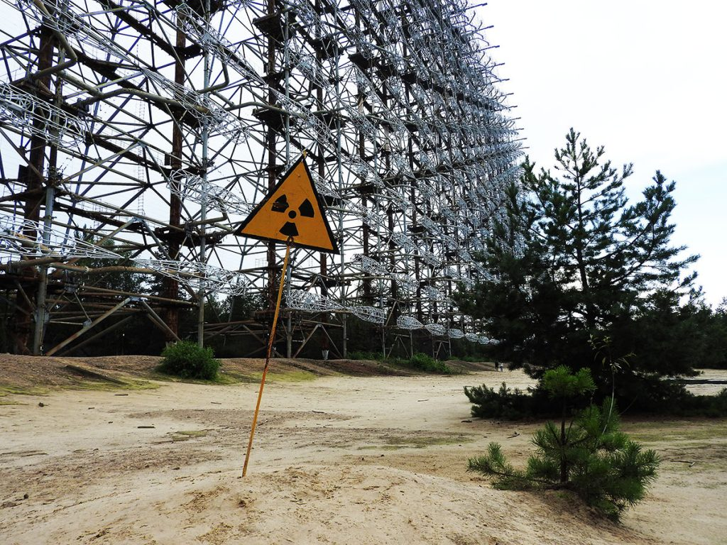 Chernobyl Two-Day Tour - The Duga Radar System