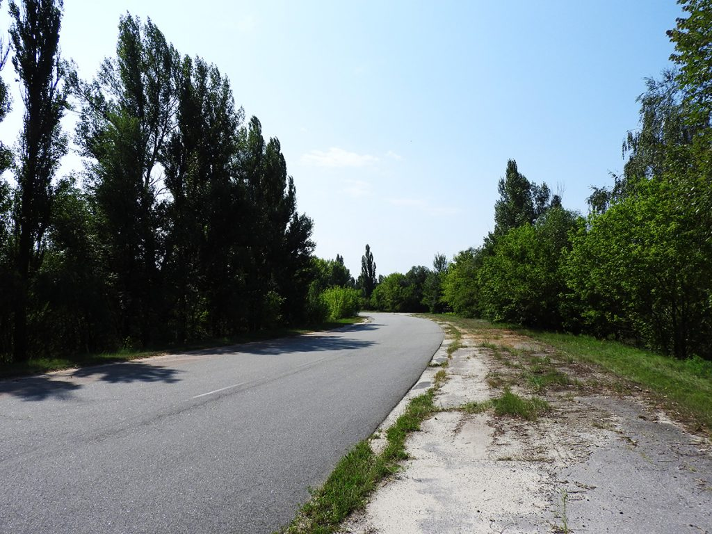 Chernobyl Tour - The Road to the Chernobyl Exclusion Zone