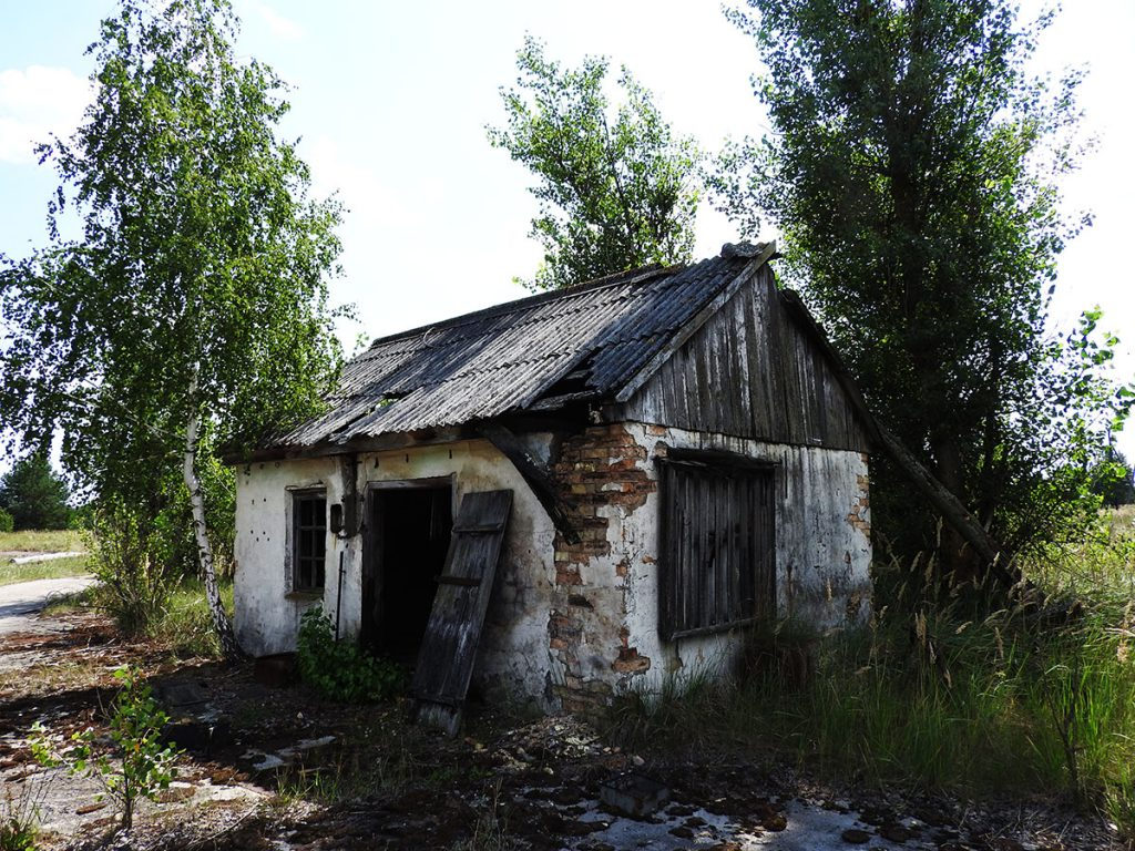 Farm Buildings in Kopachi, Chernobyl Exclusion Zone